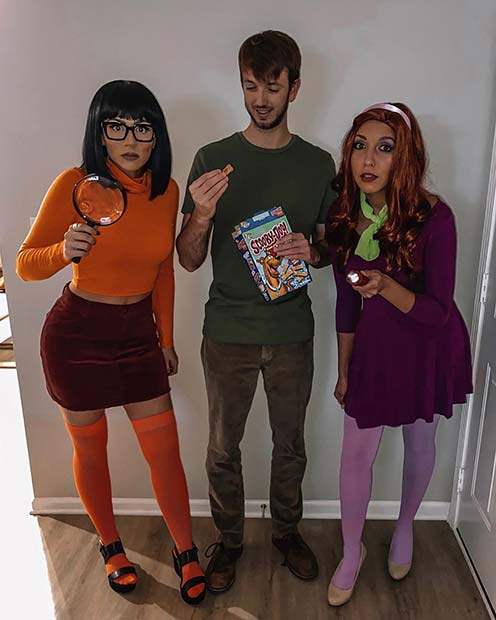 Scooby-Doo Costume Ideas for a Group