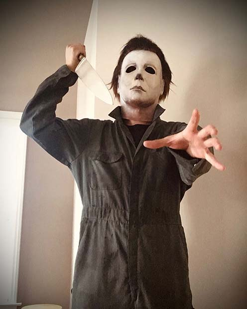 Scary Michael Myers Halloween Costume