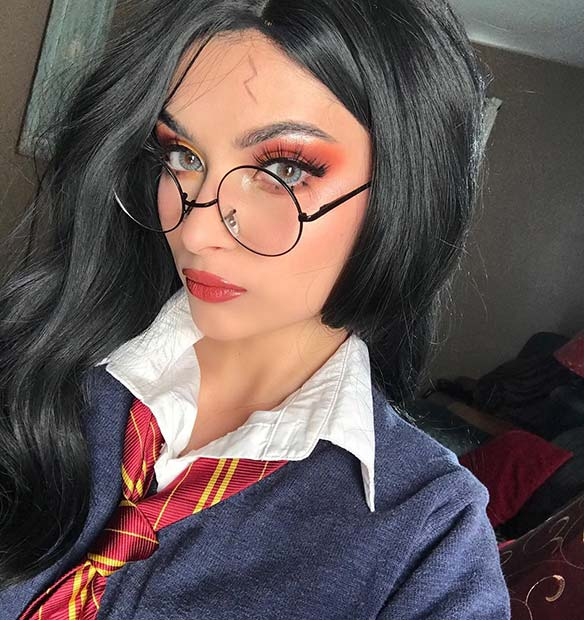 Harry Potter Inspired Makeup for Women