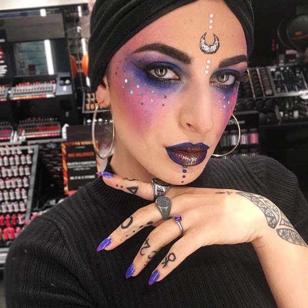Magical Makeup Idea