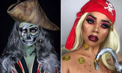 Pirate Makeup Ideas for Women