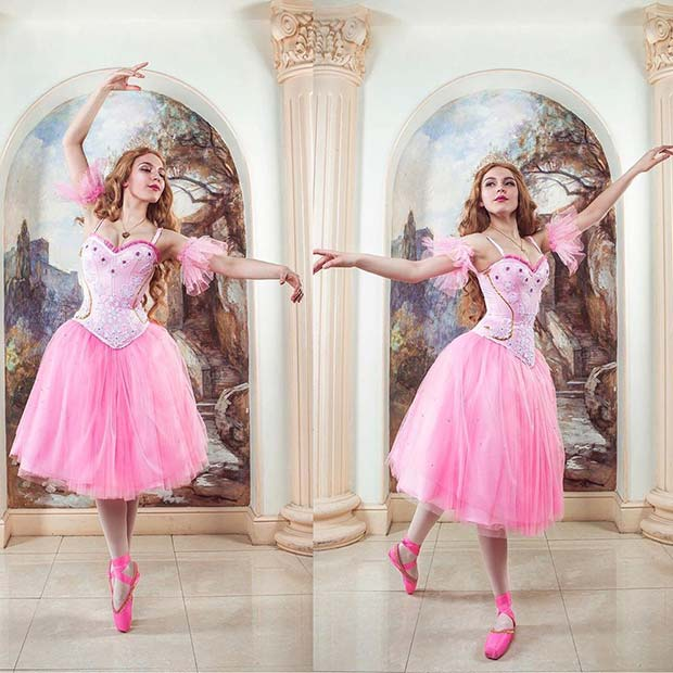Sugarplum Princess Ballerina