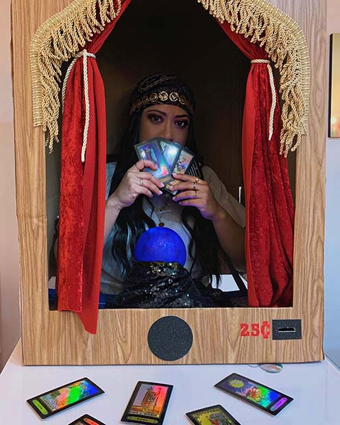 Tarot Card Booth