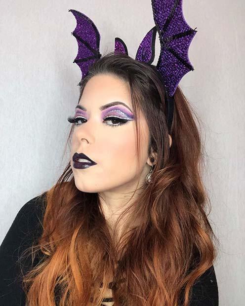 Fun and Spooky Bat Costume