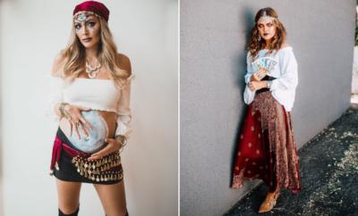 Gypsy Halloween Costume Ideas