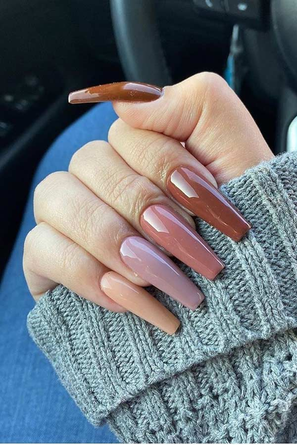 17 Best images about cute square nails on Pinterest | Nude